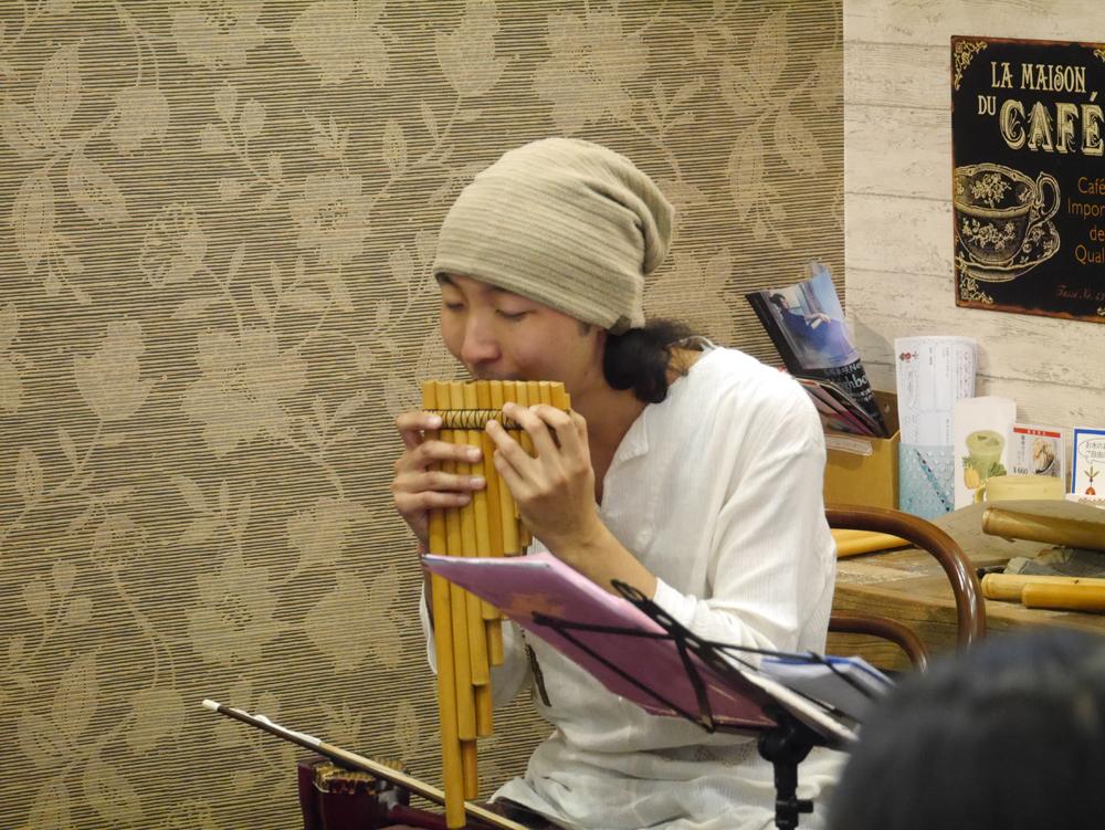 神貴尋山﨑一彦カフェライブ2019