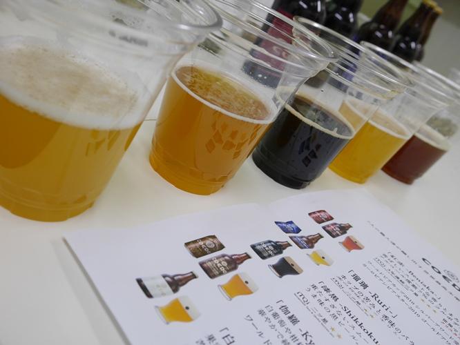 コエドビール5種類みんな個性がある
