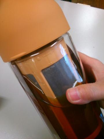 フィルターインコーヒーボトル
