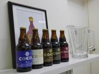 5種類のコエドビール
