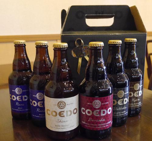 父の日COEDOビール